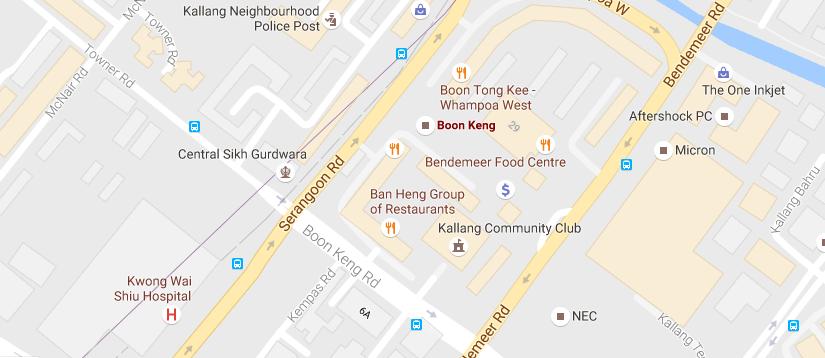 Plumber Boon Keng
