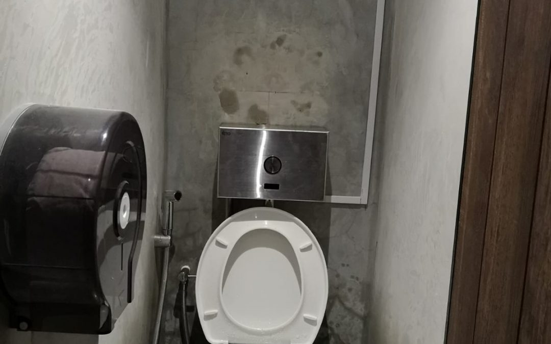 Replacement Toilet Pump In Cadao