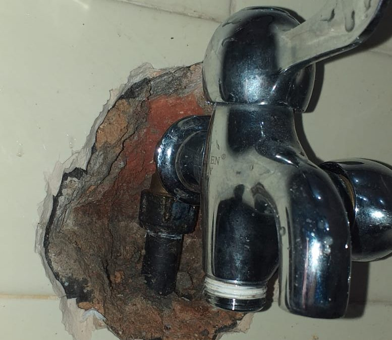 Replacement Tap At Jurong Point